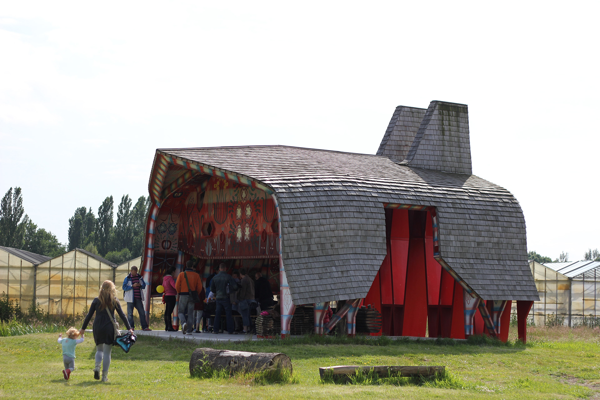 Wood Chapel (foto Maarten van Enkhuizen)